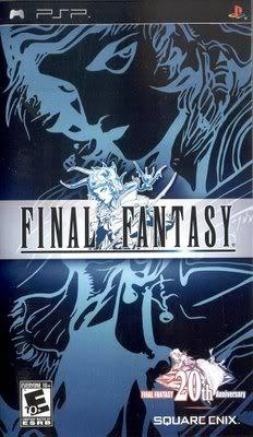 psp  final fantasy 20th aniversario  / nuevo
