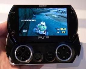 Psp Go Playstation Video Game Original 70 Jogos - Pspgo