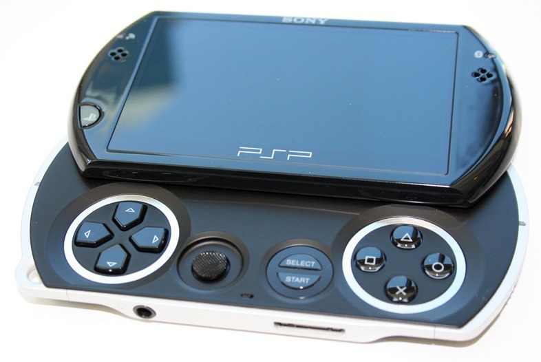 Psp Go Playstation Video Game Sony 70 Jogos Pspgo Seminono