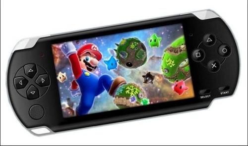 psp mp5 juegos camara videos reproductor fm 4gb nuevos