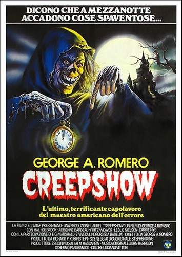 pôster cinema filme terror horror stephen king creepshow 03