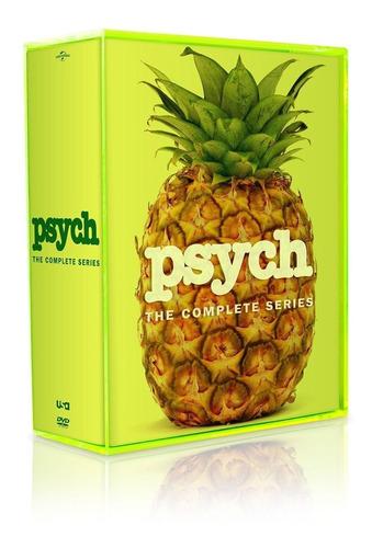psych serie completa serie de tv en dvd