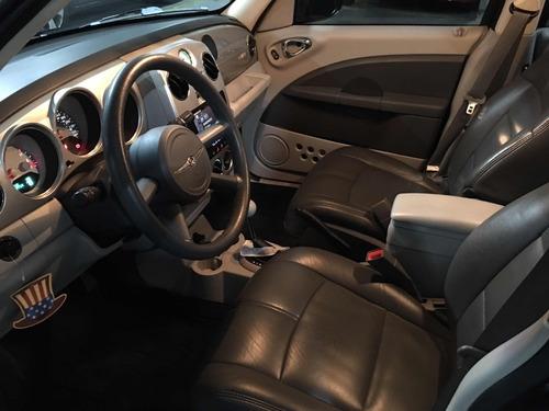 pt cruiser 2009, automático, 59 mil km, impecável, troco