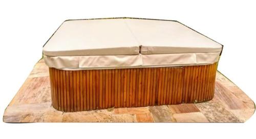 ptampão térmico para spa, albacete!!! 2,40x2,20 frete grátis