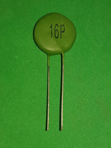 ptc16p16p resistor termistor coeficiente positivo 2 peças