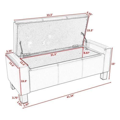 Perfecto Muebles De Cuero Cojines De Banco Motivo - Muebles Para ...
