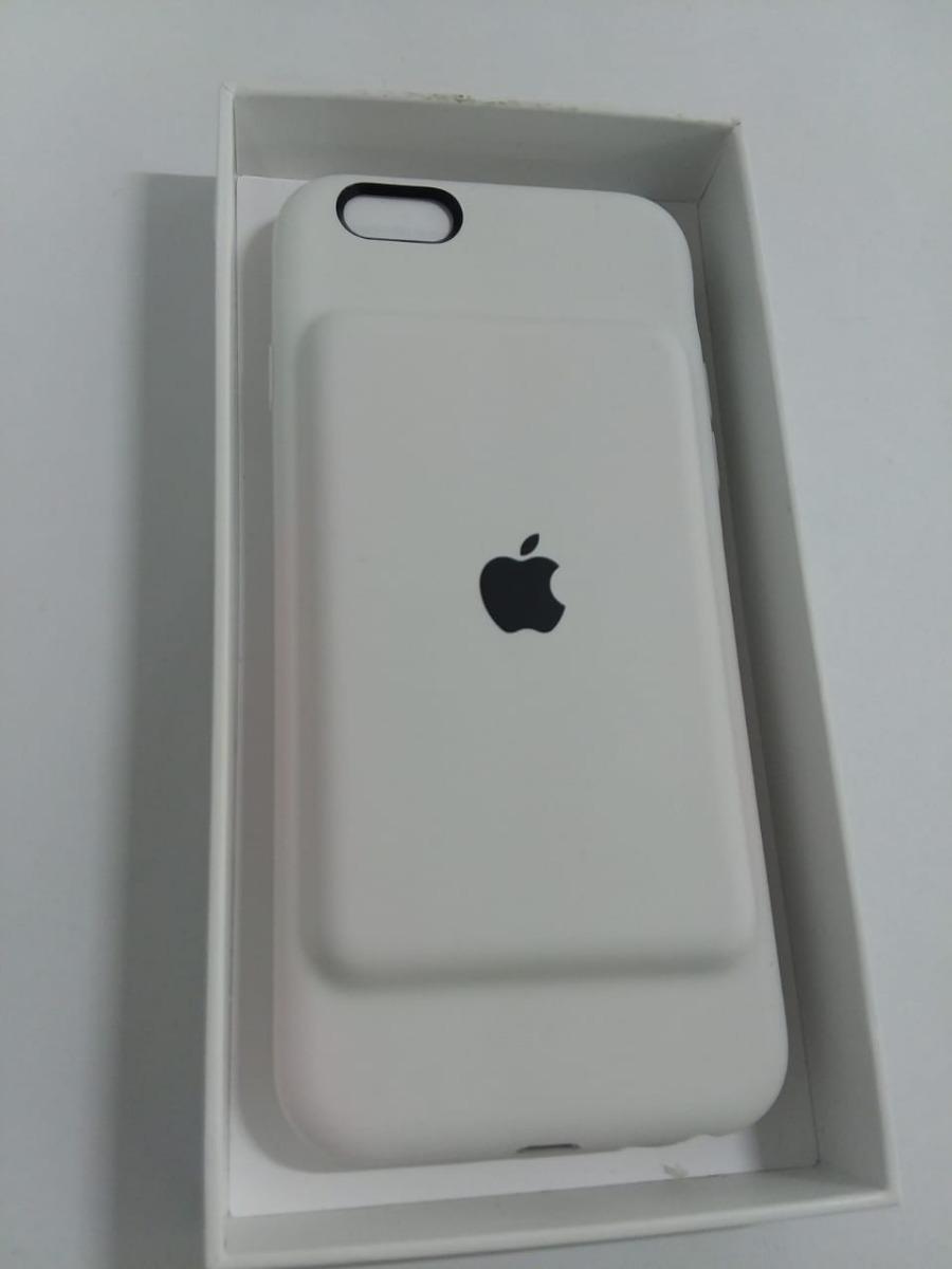 ed962c91855 ... funda bateria original apple iphone 6 6s battery case. Cargando zoom.