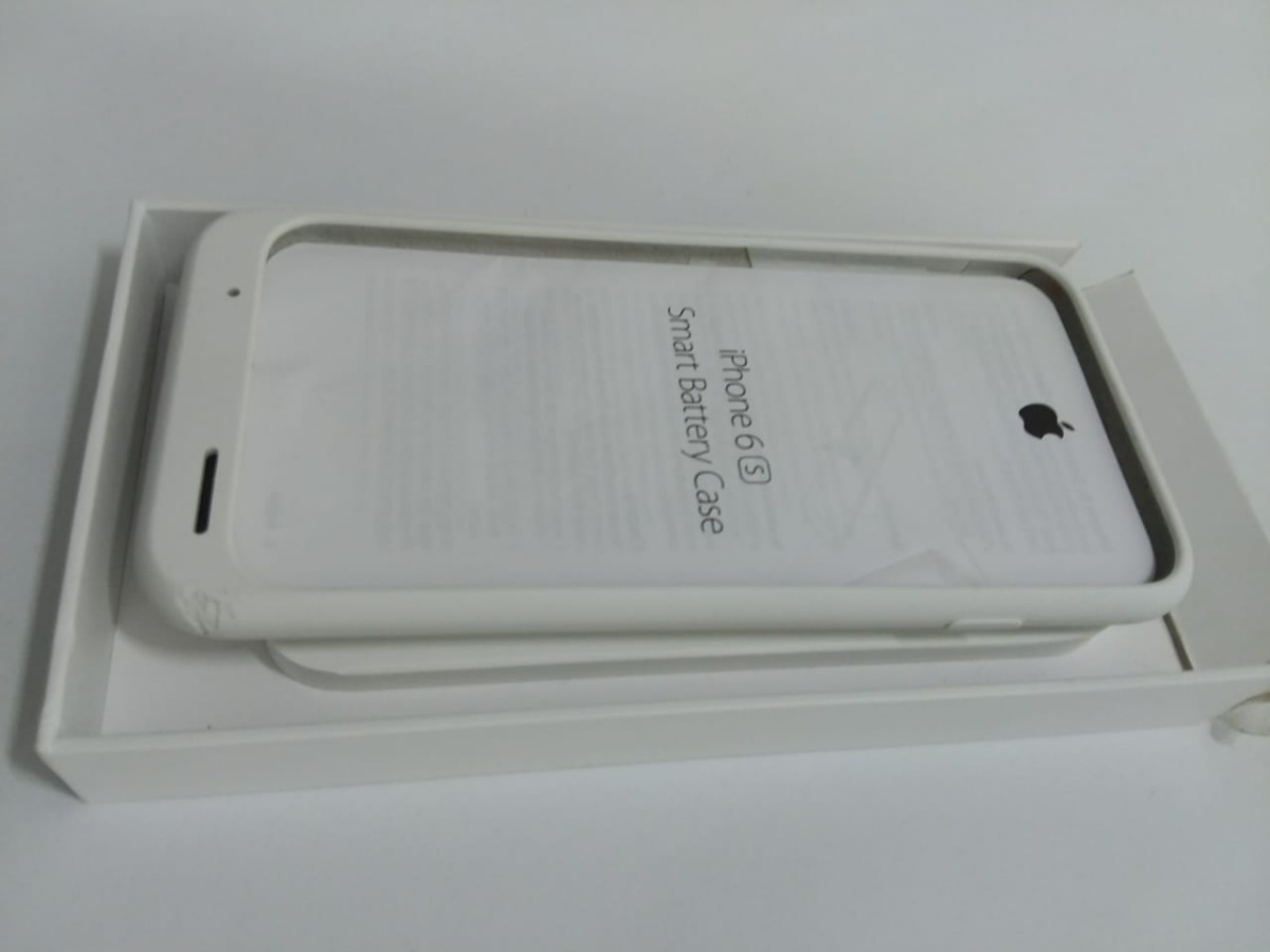 ed962c91855 ... funda bateria original apple iphone 6 6s battery case. Cargando zoom.