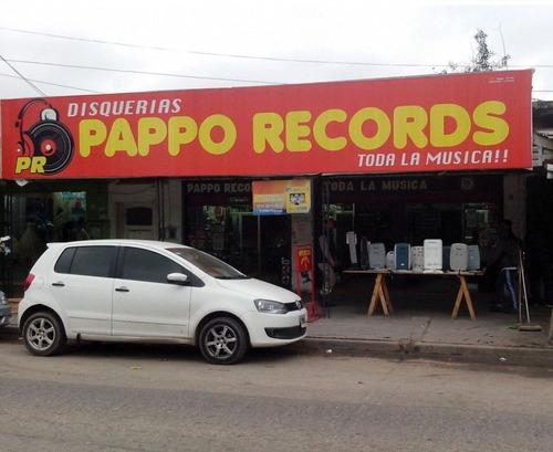 púas plásticas pappo records