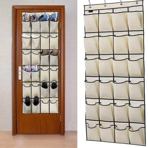 pubamall estantes colgantes para zapatos y accesorios, 24 gr