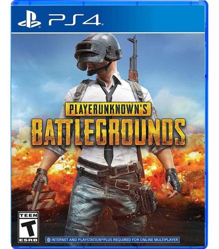 pubg playerunknow's battlegrounds ps4 físico envío gratis
