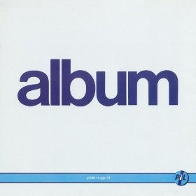 public image ltd. pil - album