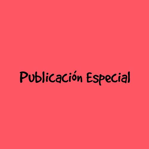 publicación especial