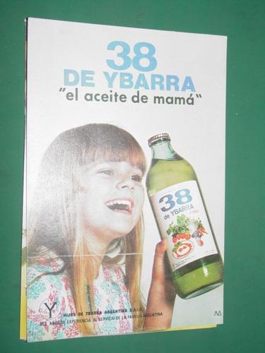 publicidad aceite 38 de ybarra el aceite de mama mod 2