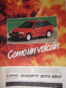 suzuki swift gti turbo 1992
