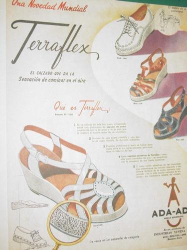 publicidad antigua calzados terraflex ada ada yuvena mod1