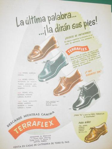 publicidad antigua calzados terraflex ada ada yuvena mod3
