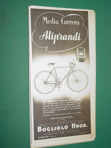 publicidad bicicletas media carrera aliprandi bogliolo mod1
