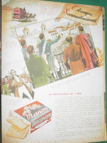publicidad clipping galletitas manon terrabusi mod3