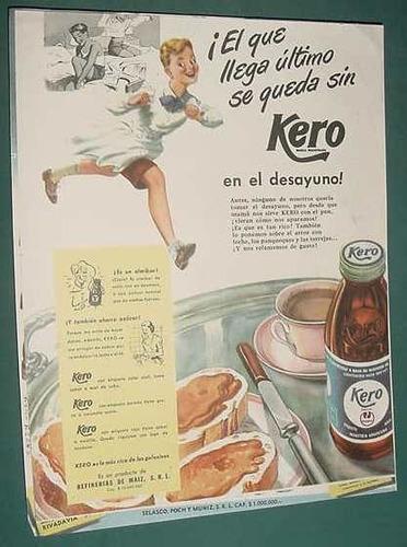 publicidad clipping kero infantil ultimo no desayuna niños