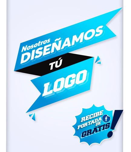 publicidad digital, logotipo moderno 100% profesional y más!