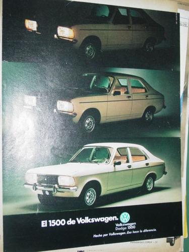 publicidad dodge 1500 el de volkswagen hace la diferencia