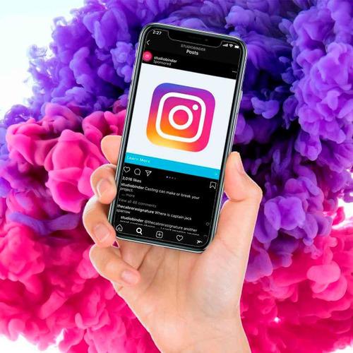 publicidad en instagram ads redes sociales