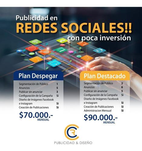 publicidad en redes sociales con poca inversión