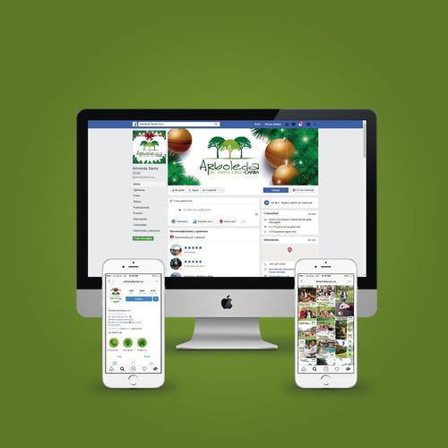 publicidad en redes sociales - facebook e instagram