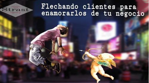 publicidad & eventos: edecánes animadores volanteo