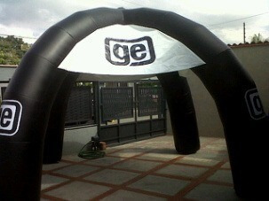publicidad inflable: carpas, toldos, igloo inflables
