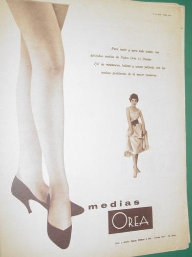 publicidad medias orea hazan, pitchon & cia argentina mod1