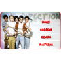 Combo De 10 Etiquetas Escolares One Direction Personalizadas