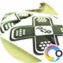 Calcomanias Rotuladas Stickers Vinil Corte Impermeables