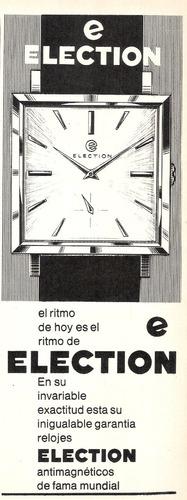 publicidad relojes election - 0296