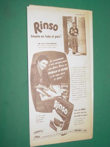 publicidad rinso jabon polvo jabonoso especial caja mod 1