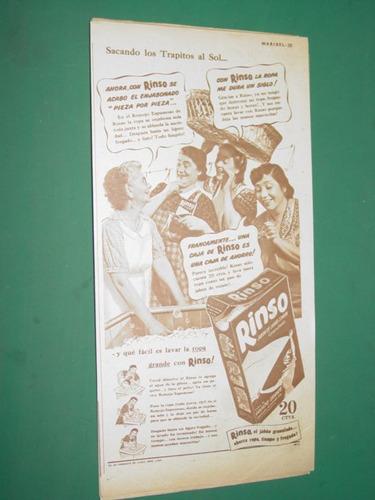 publicidad rinso jabon polvo jabonoso especial caja mod 3
