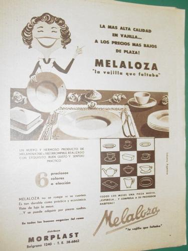 publicidad vajilla melaloza alta calidad morplast 6 colores
