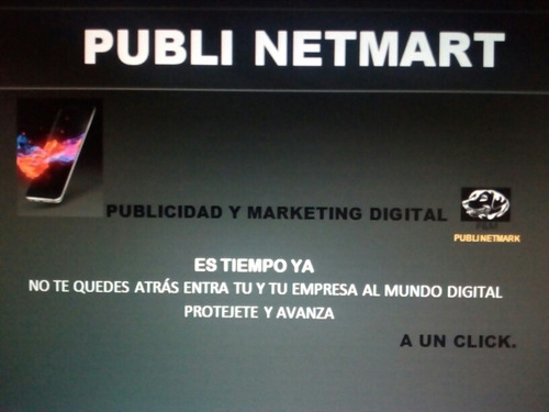 publicidad y marketing digital anúnciate y vende mas .