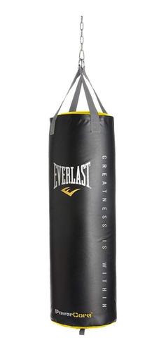 puching bag everlast cuero 1.20 mt calidad saco box kick mma