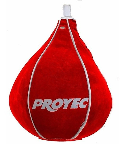 puching ball pera boxeo proyec inflable cuero sintetico nº 1