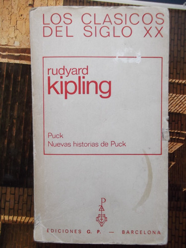 puck y nuevas historias de puck rudyard kipling