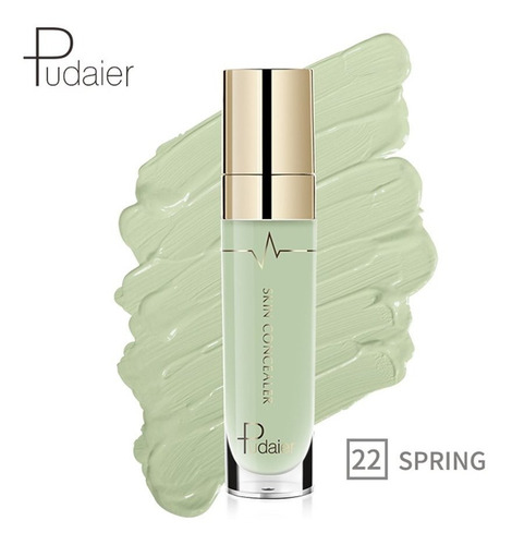 pudaier liquid concealer cover color spot dilute dark circle