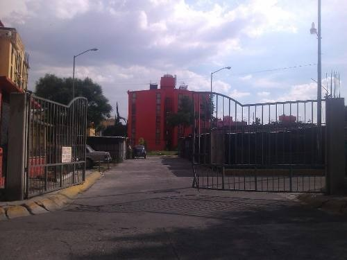 pueblo de santa clara ecatepec, estado de mexico, departamento venta
