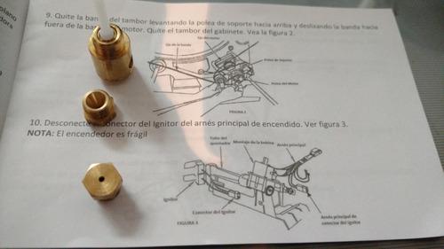 puedes hacerlo tu mismo conversión secadora whirlpool gas lp