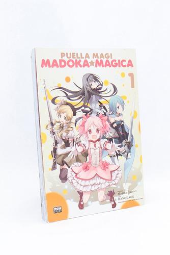 puella magi madoka magica - vol. 01