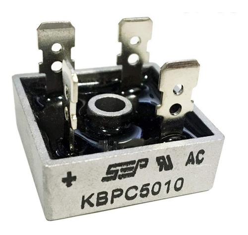 puente de diodo 50a 1000v kbpc 5010 kbpc5010