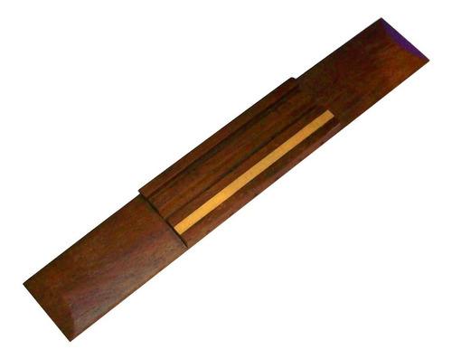 puente de madera para guitarra clasica fonseca