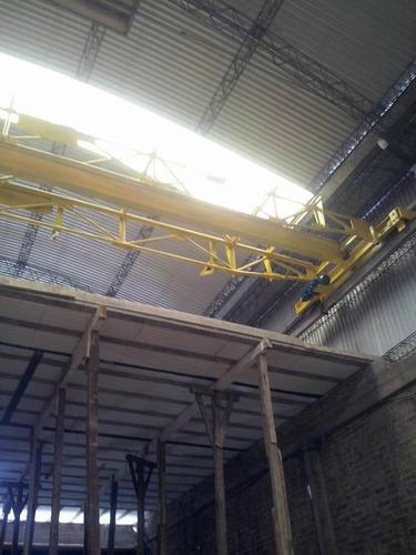 puente grua para 5000 kg 4 direcciones