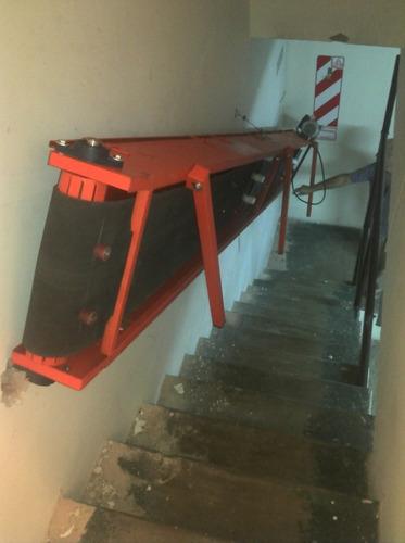 puente gruas montacargas cinta transpirtadoras reparacion
